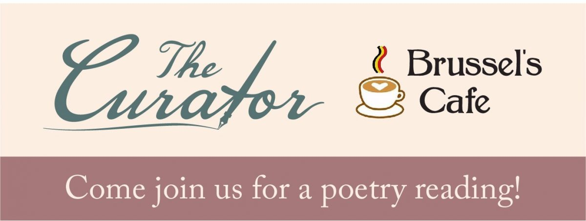 Curator Poetry Reading, 1/26